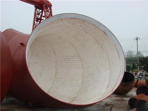 耐磨陶瓷管三通煤矿行业应用要求